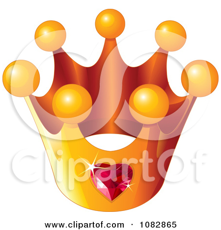 Princess Crowns With Hearts Clipart   Cliparthut   Free Clipart