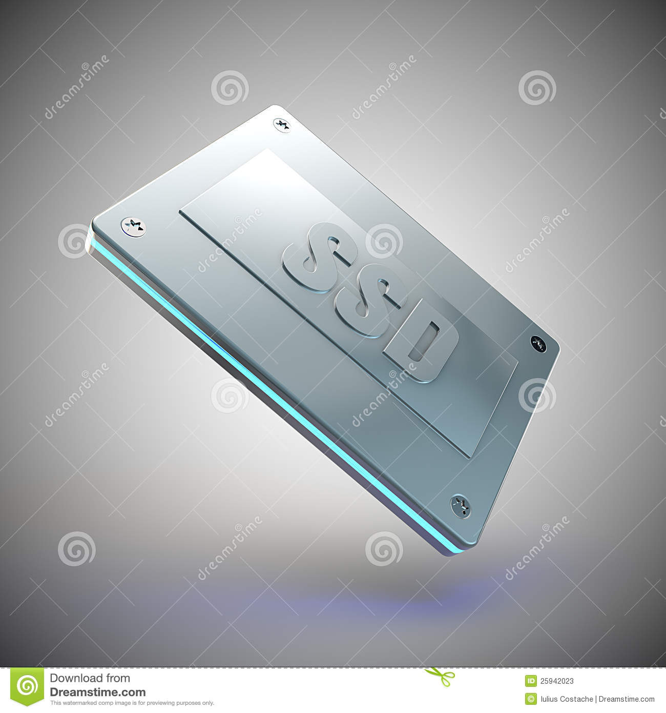 Solid State Drive Stock Photos   Image  25942023