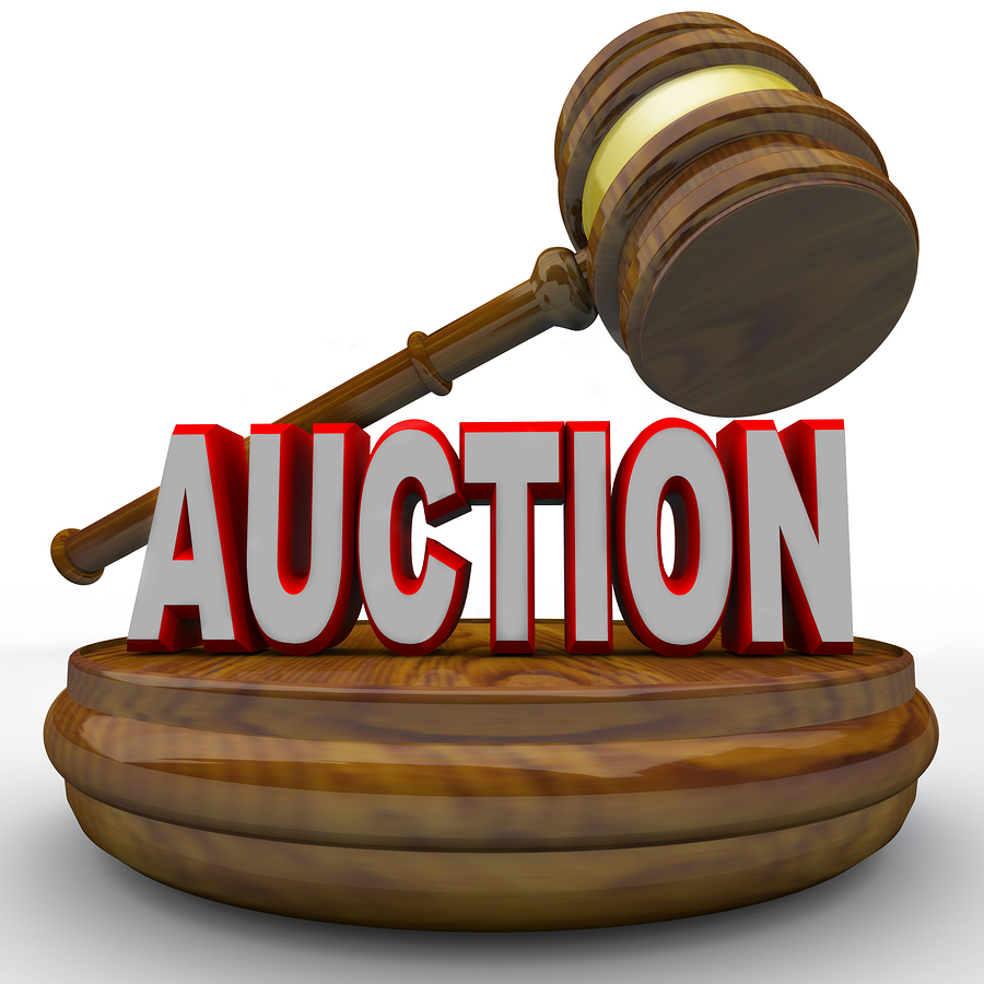 Equipment Auction Clip Art