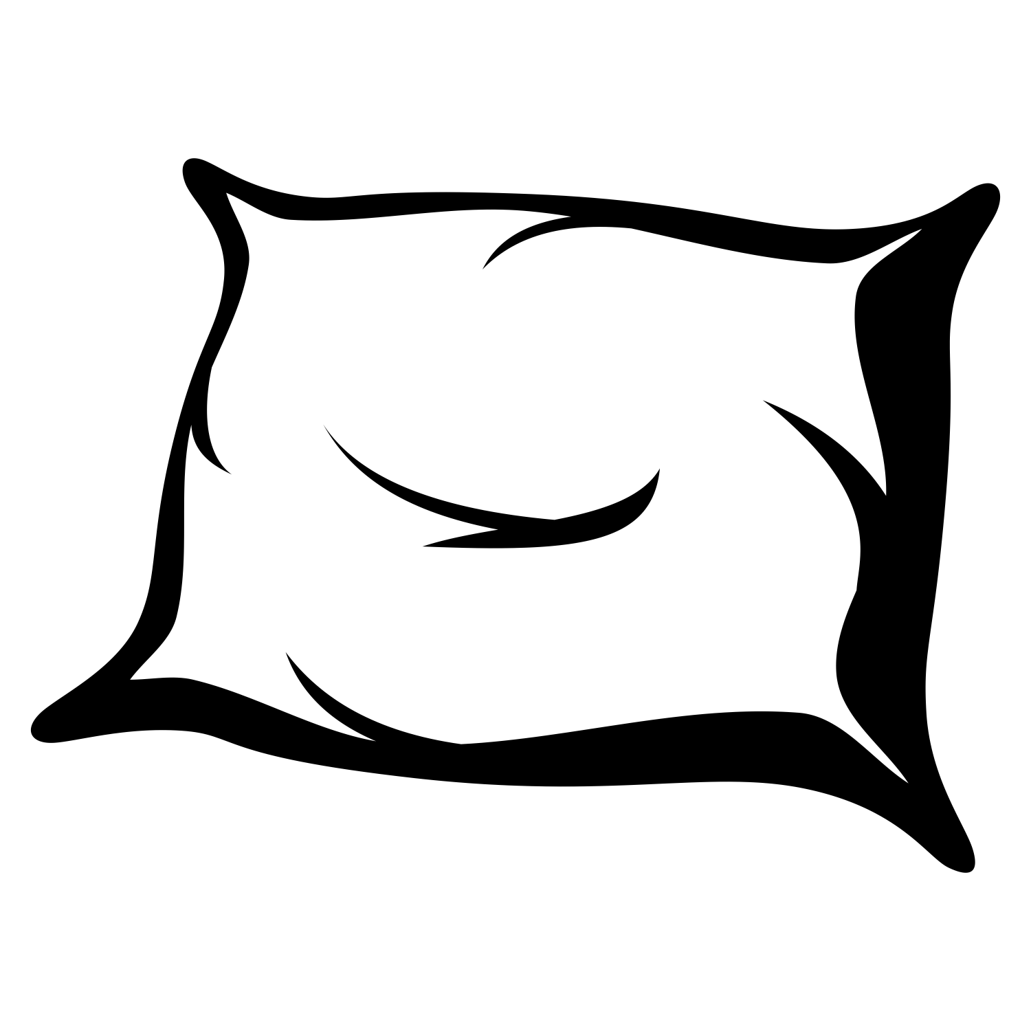 vector for free use pillow vector