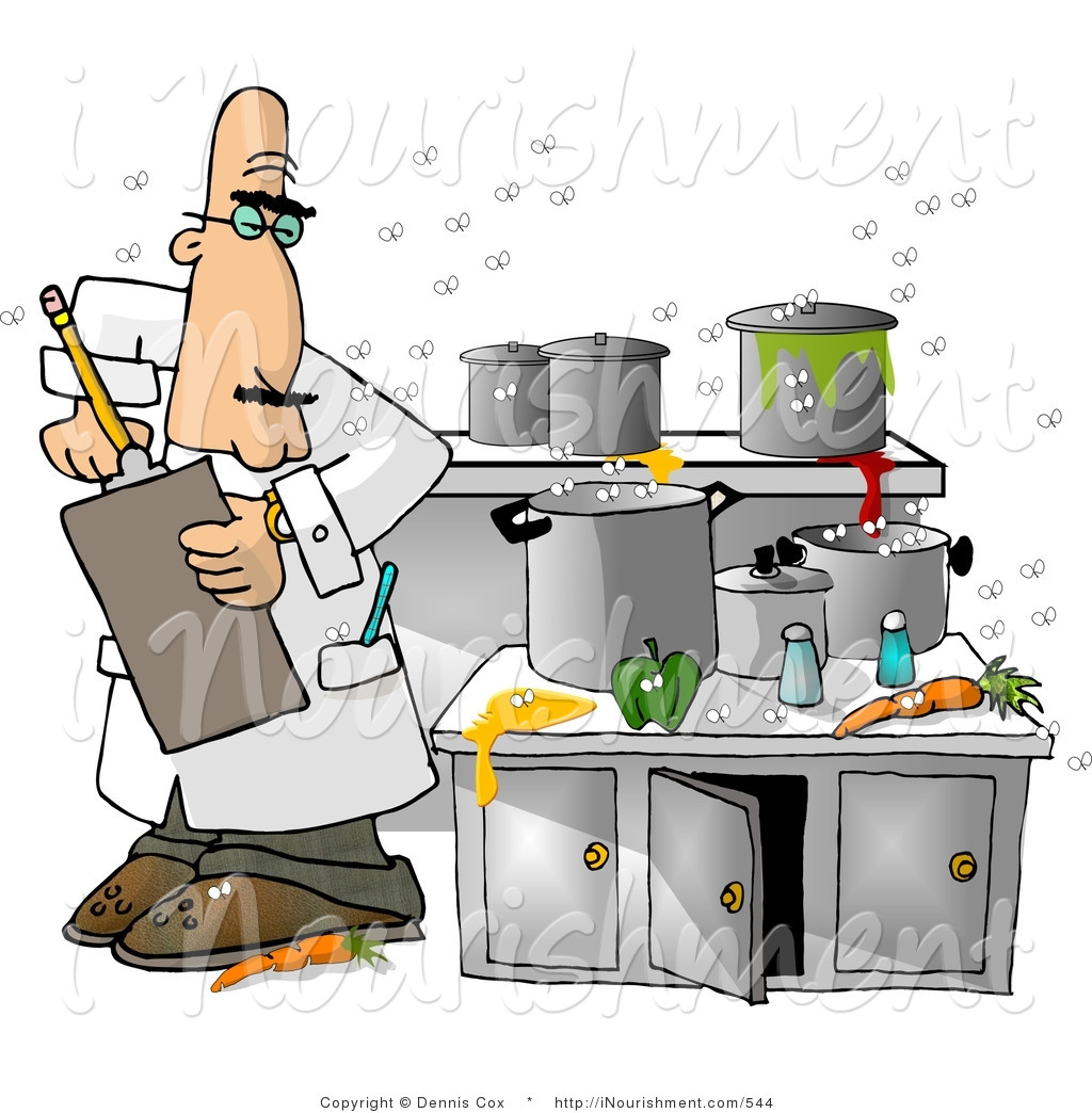 Messy Sink: Messy Dishes Clipart