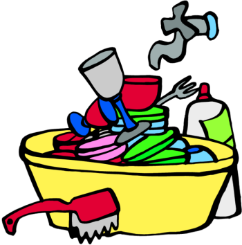 Dirty Dishes Clipart   Cliparts Co