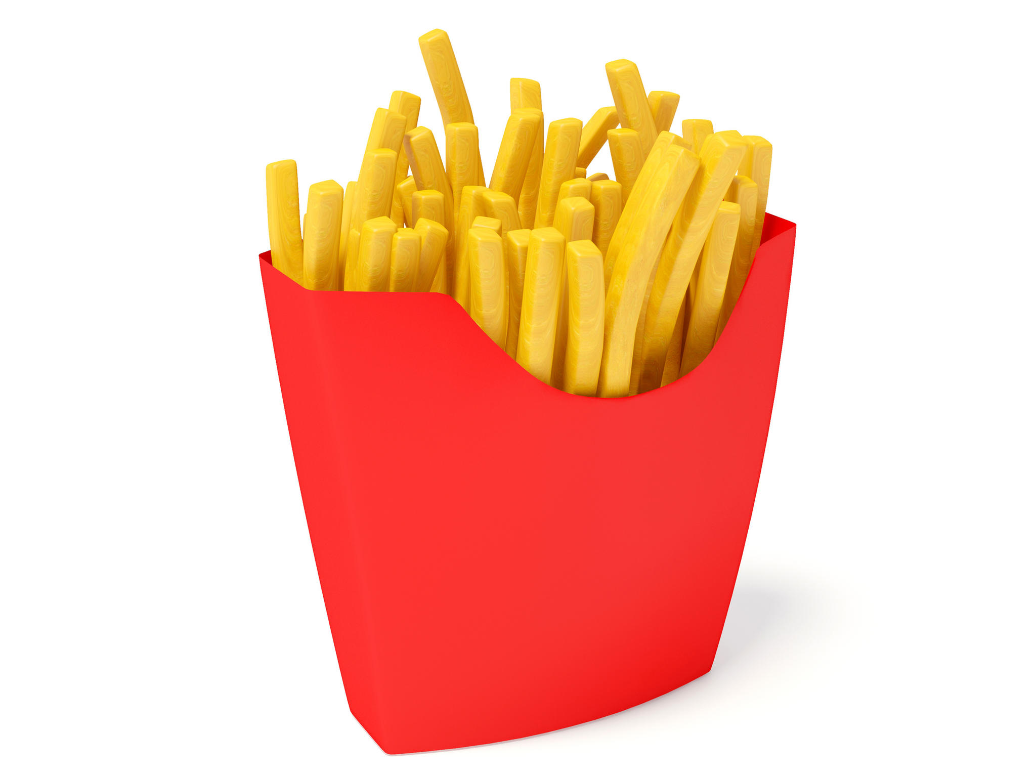 Fries Clipart - Clipart Suggest
