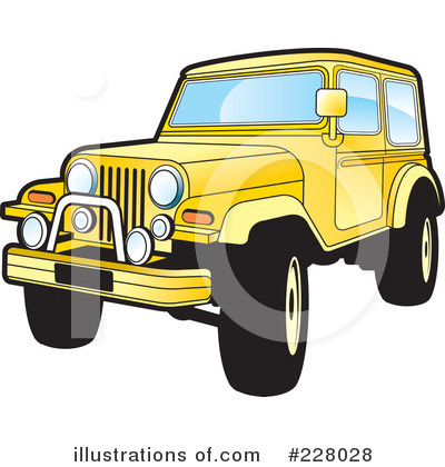 Jeep Clipart  228028   Illustration By Lal Perera