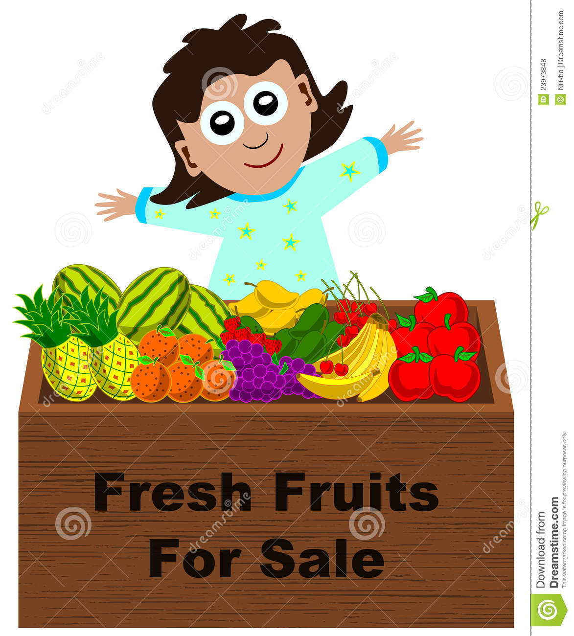 Market Stall Clipart Market Fruit Stand Clipart