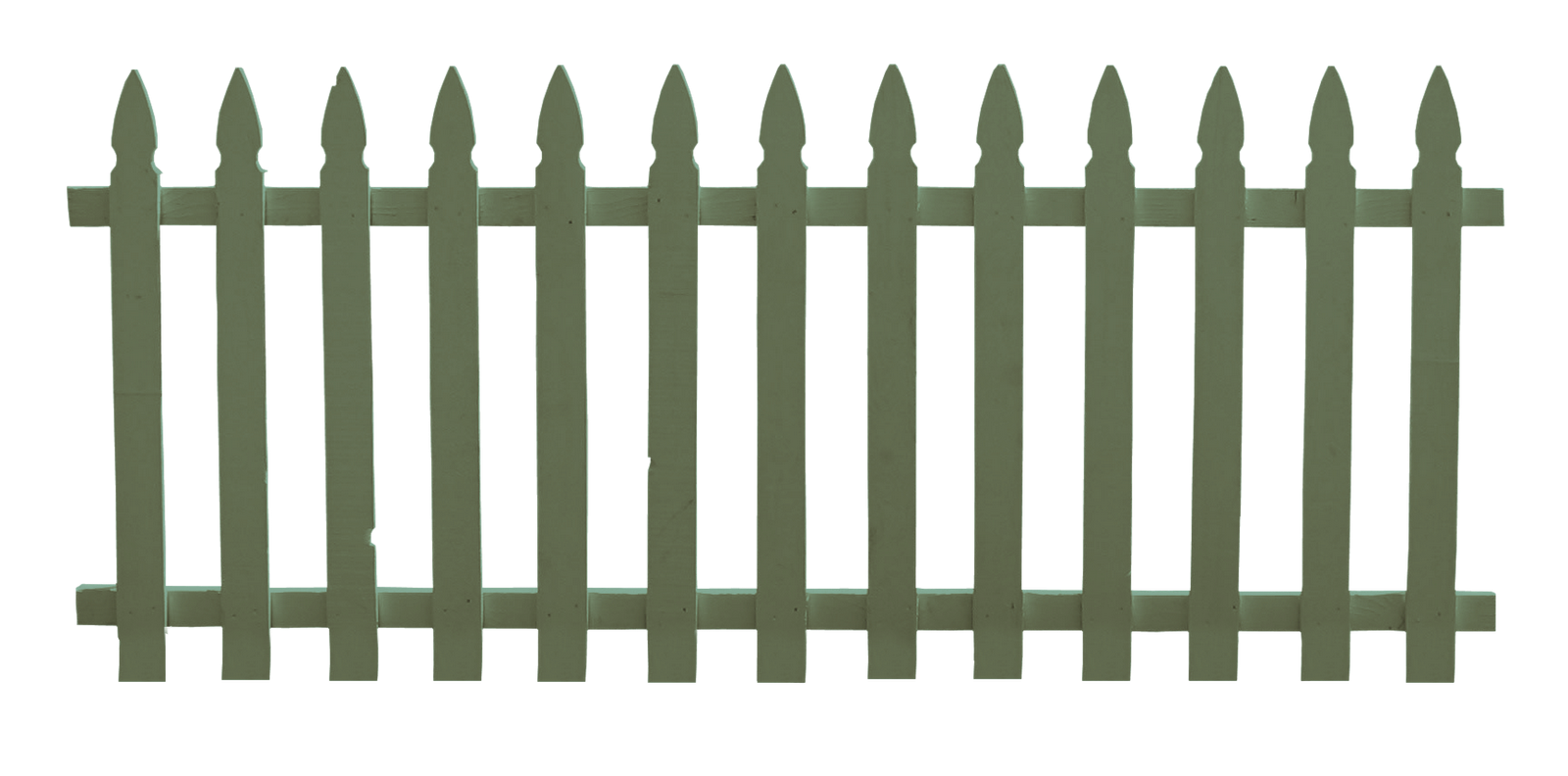 Picket Fence Clip Art