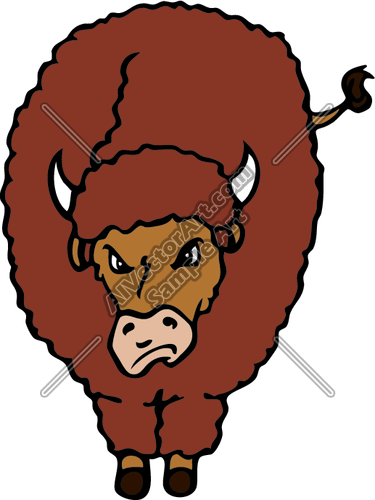 Pin Buffalo Clip Art Pictures Free Quality Clipart Cake On Pinterest