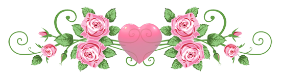 roses dividers clip art - photo #21