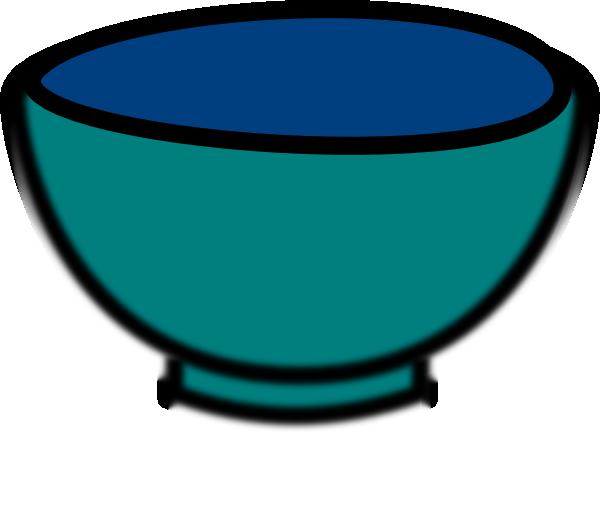 Clip Art Empty Food Bowl Clipart - Clipart Kid