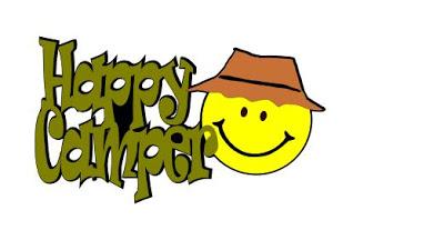 Image result for happy camper kid cartoon