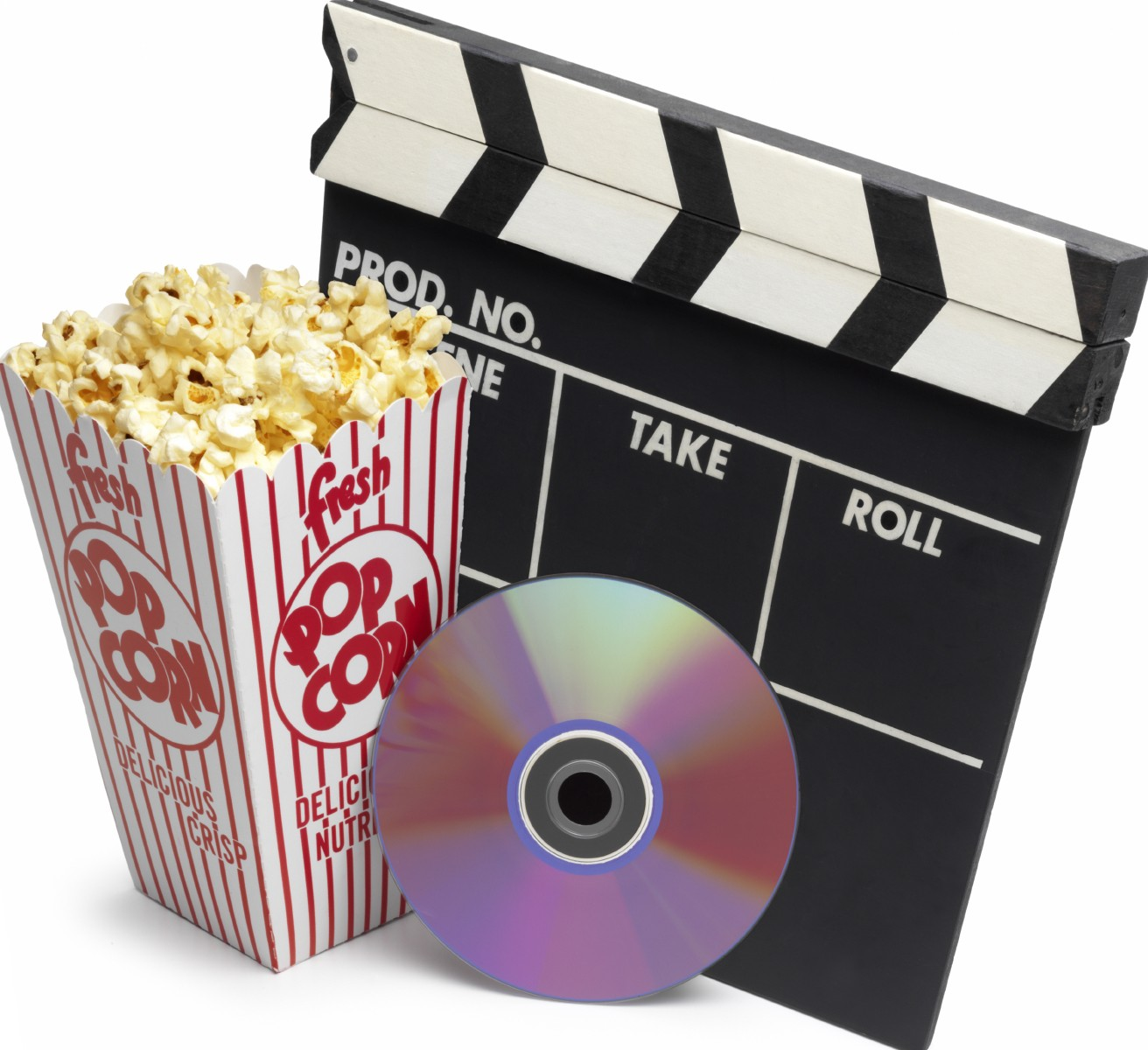 For Rent Now: Movie Rental Clipart