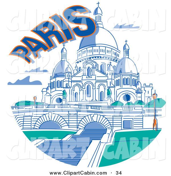 Paris France Clip Art