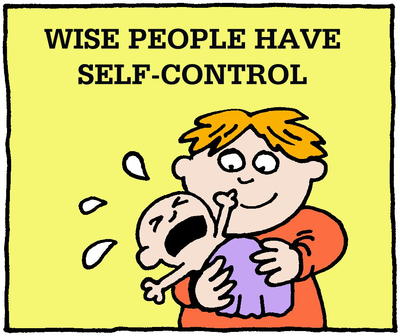 Self Control Clipart Wise Control