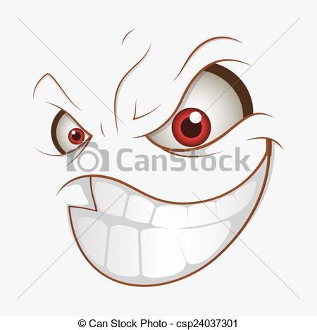 Evil Smile Clipart - Clipart Suggest