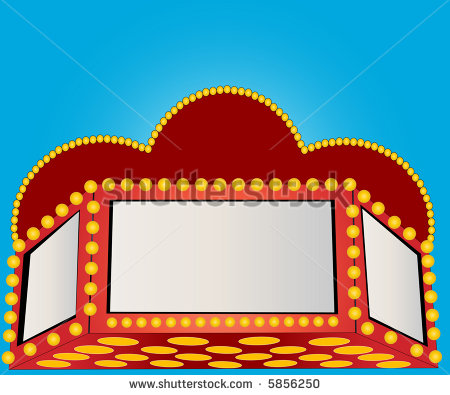 broadway marquee clipart clipart suggest movie marquee clipart free movie marquee clip art transparent