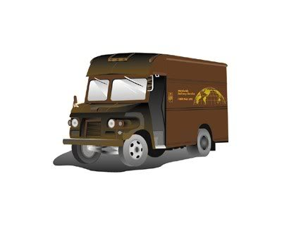 Ups Shipping Clipart - Clipart SuggestUps Delivery Truck Clipart