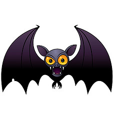 10 Vampire Bat Cartoon Free Cliparts That You Can Download To You