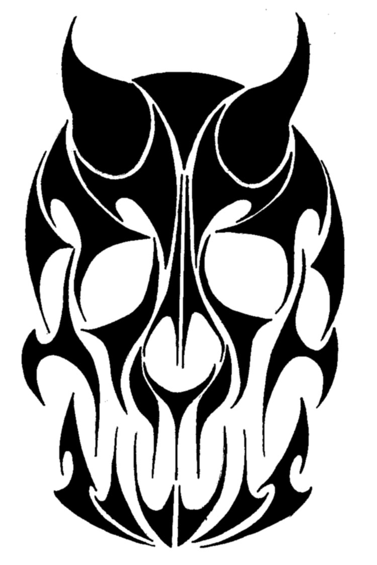 17 Tribal Skull Pictures   Free Cliparts That You Can Download To You
