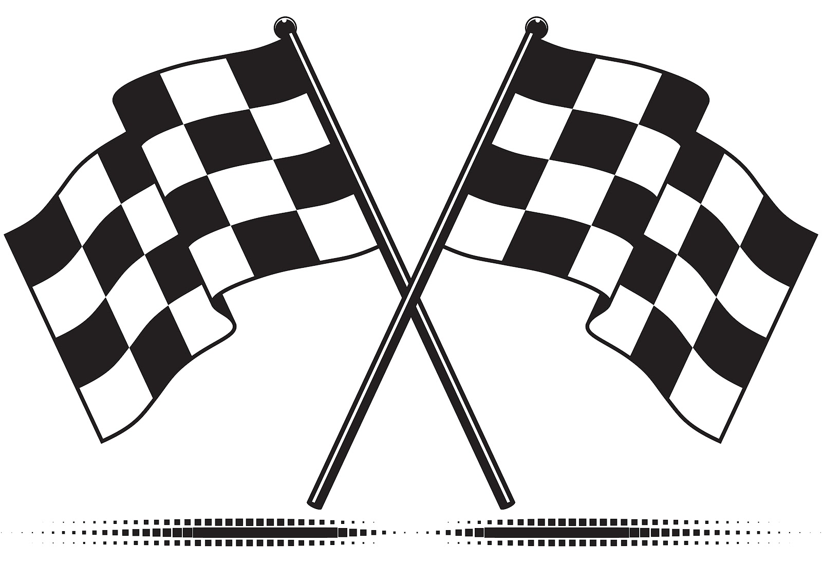 Clip Art Racing Clipart racing flags clipart kid adrenaline adventures and nascar experience to theiroptions
