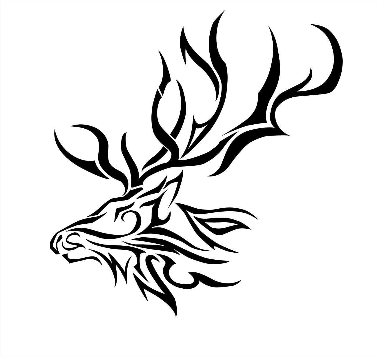cow elk clipart - photo #23