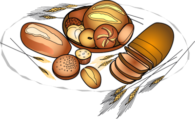 Baked Goods   Food Clip Art   Christart Com