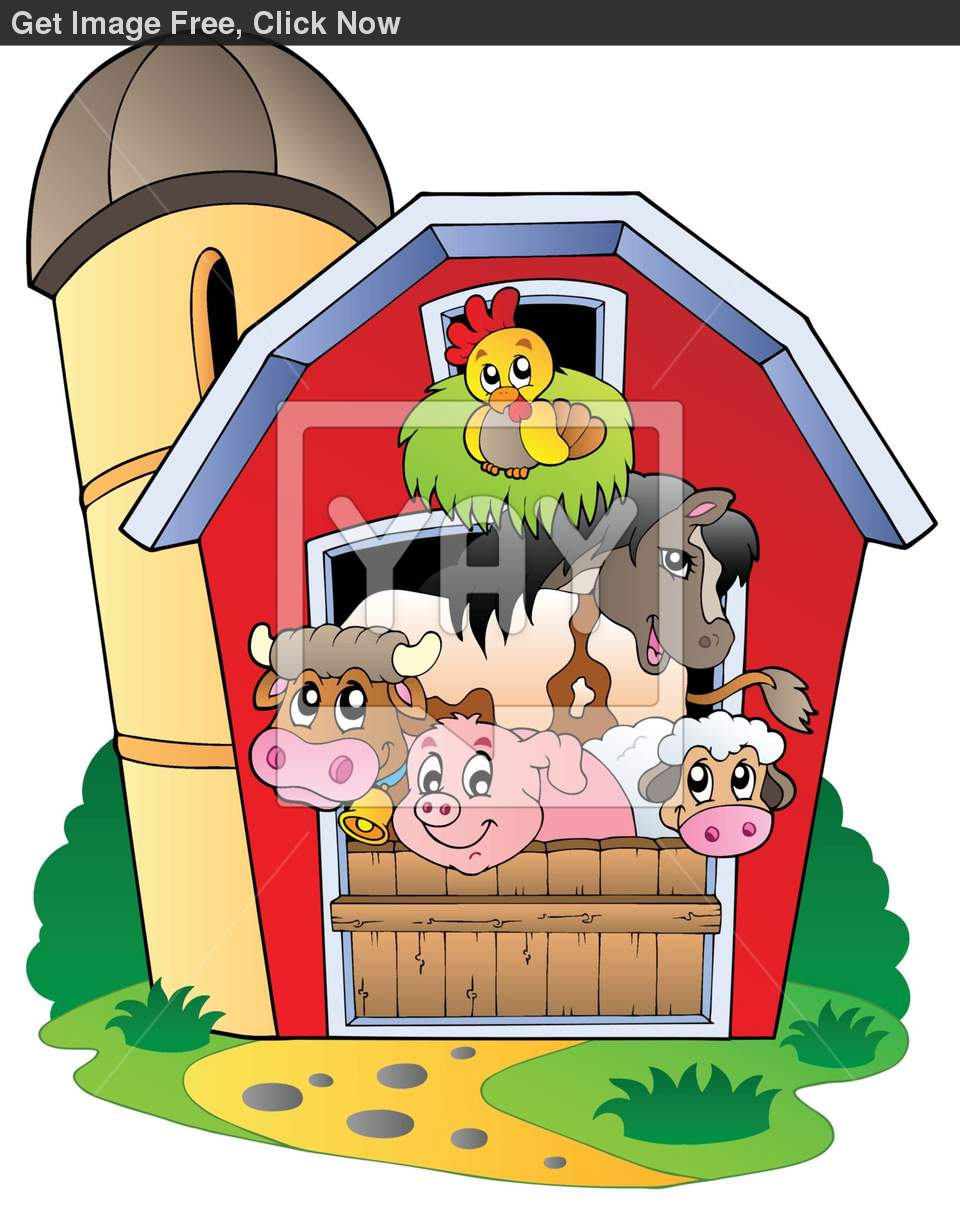 Barn Clipart For Kids   Clipart Panda   Free Clipart Images