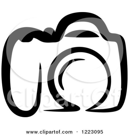 Clip Art Camera Clipart Black And White black and white camera clipart kid panda free images