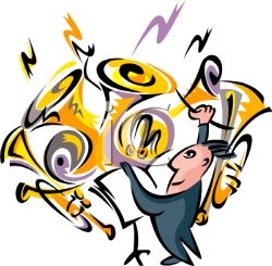 Concert Band Clipart - Clipart Kid