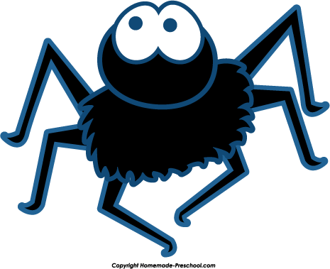 Halloween Spider Clip Art   Cliparts Co