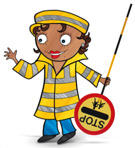 Image Of Lollipop Lady #MlzYj5 - Clipart Kid