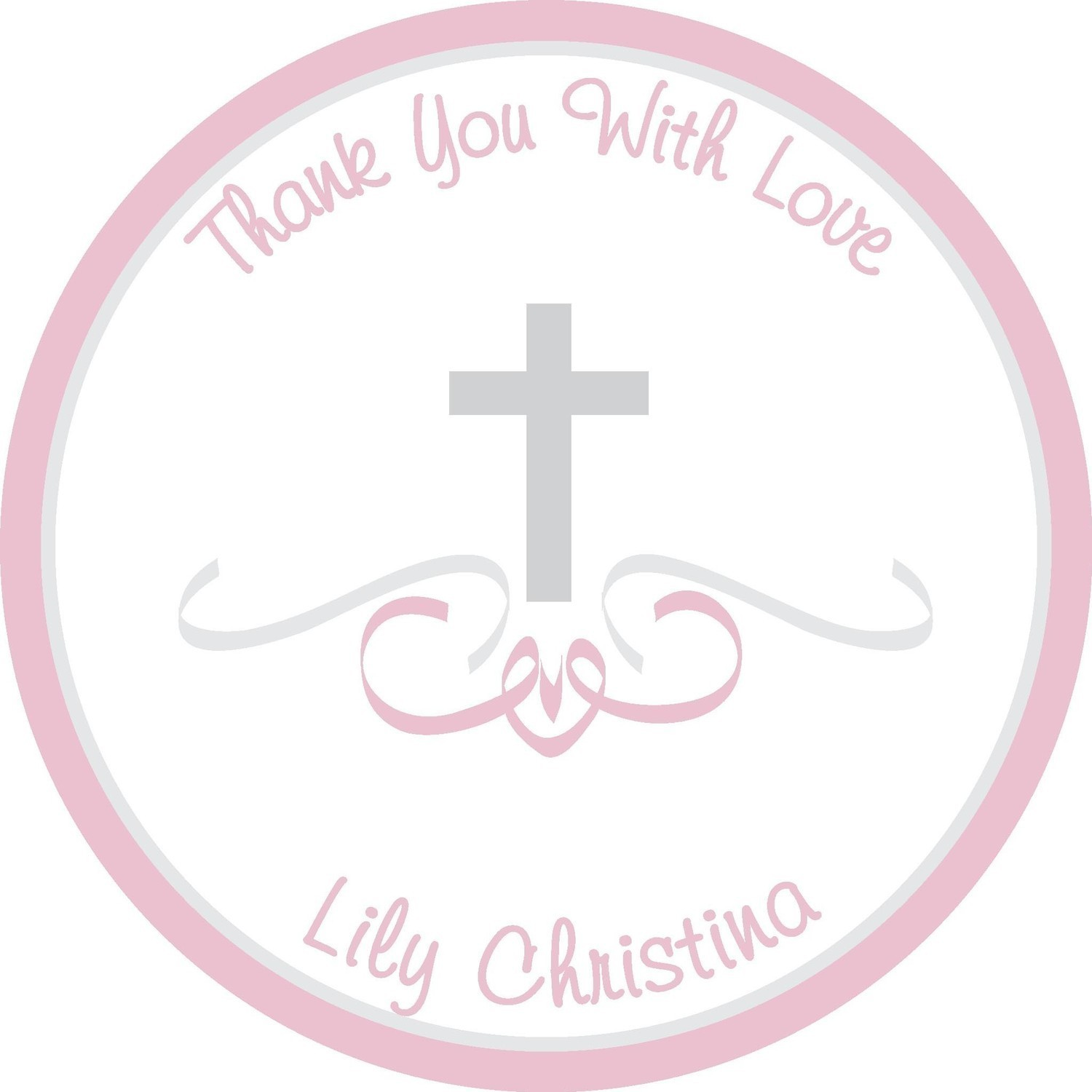 Christening Invitation Clipart - Clipart Kid