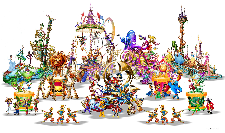 Clip Art Parade Clip Art parade float clipart kid clip art for every pixar play parade