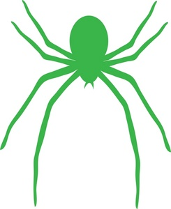 Spider Clip Art Images Spider Stock Photos   Clipart Spider Pictures