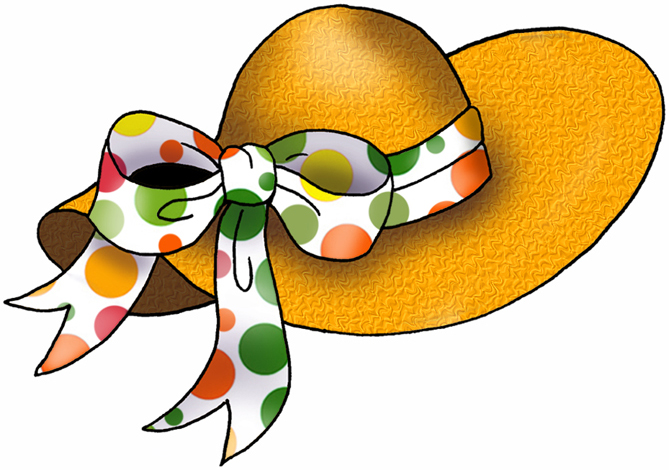 crazy hat day clipart clipart suggest
