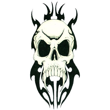 Tribal Skulls Tattoo Designsskull Tattoo Designs Skull Tattoo