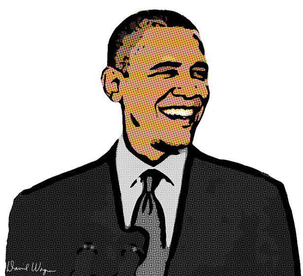 Barack Obama Clip Art   Cliparts Co