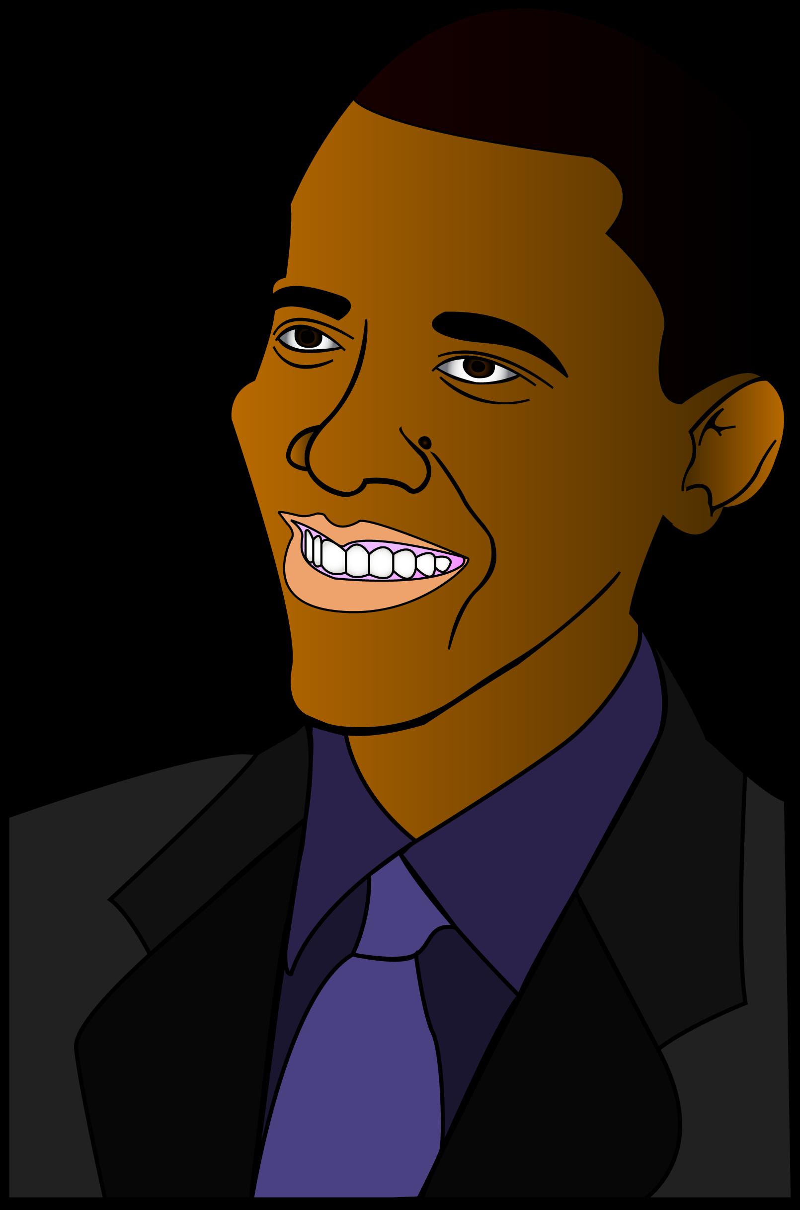 Barack Obama Clip Arts Free Clipart   Clipartlogo Com