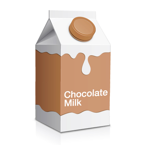 Byrne Dairy Chocolate Milk 1 2 Pint Carton Only Available 50 Per Case