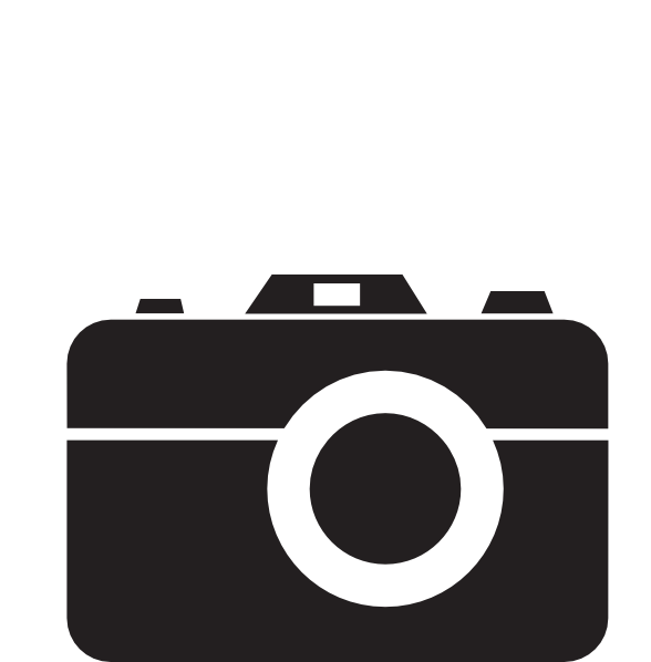 Photo Camera Vector Clip Art
