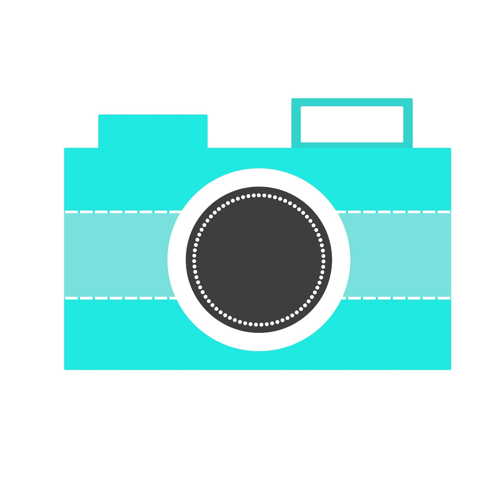Camera Clipart Freebie