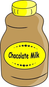 Chocolate Milk Clip Art Images Chocolate Milk Stock Photos   Clipart