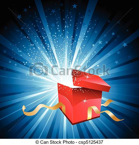Gift Box   Stock Illustration Royalty Free Illustrations Stock Clip