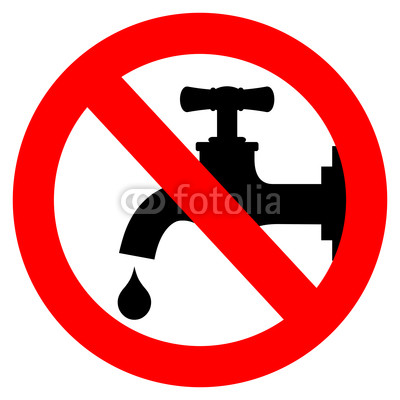 Save Water Turn Off Tap Stock Image And Royalty Free Vector Files