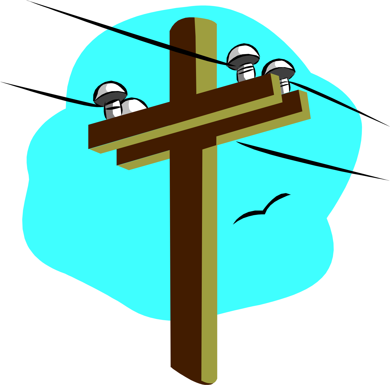 Telephone Pole 114534 Png
