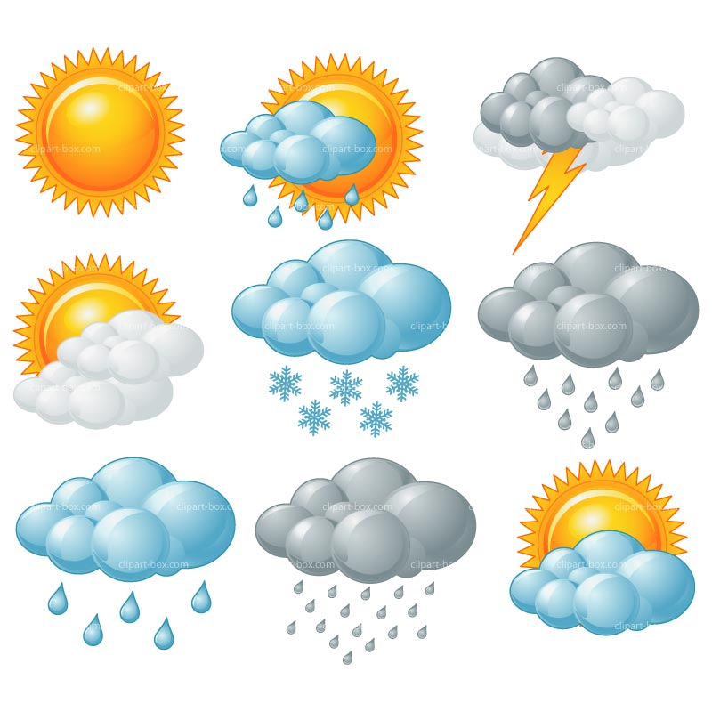 Weather Clipart Contributors