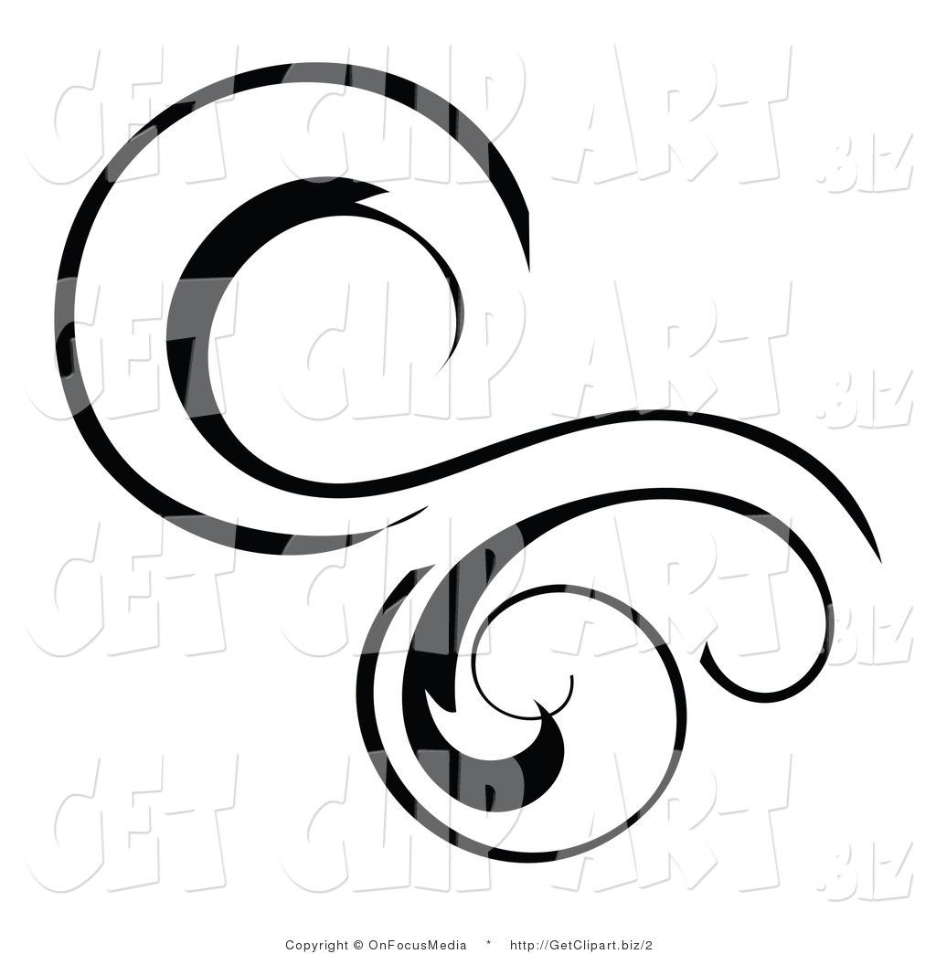 Heart Swirls Clipart Swirls Clipart Vector Clip Art Of A Swirl