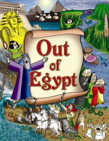 Out Of Egypt   Hardcover Book   Out Of Egypt Book The Story Of The