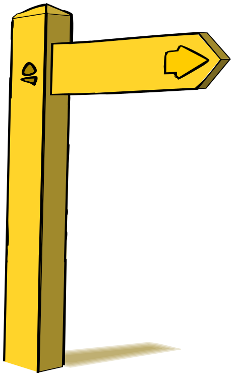 Sign Post Clipart - Clipart Suggest