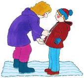 Winter Coat Illustrations And Clipart