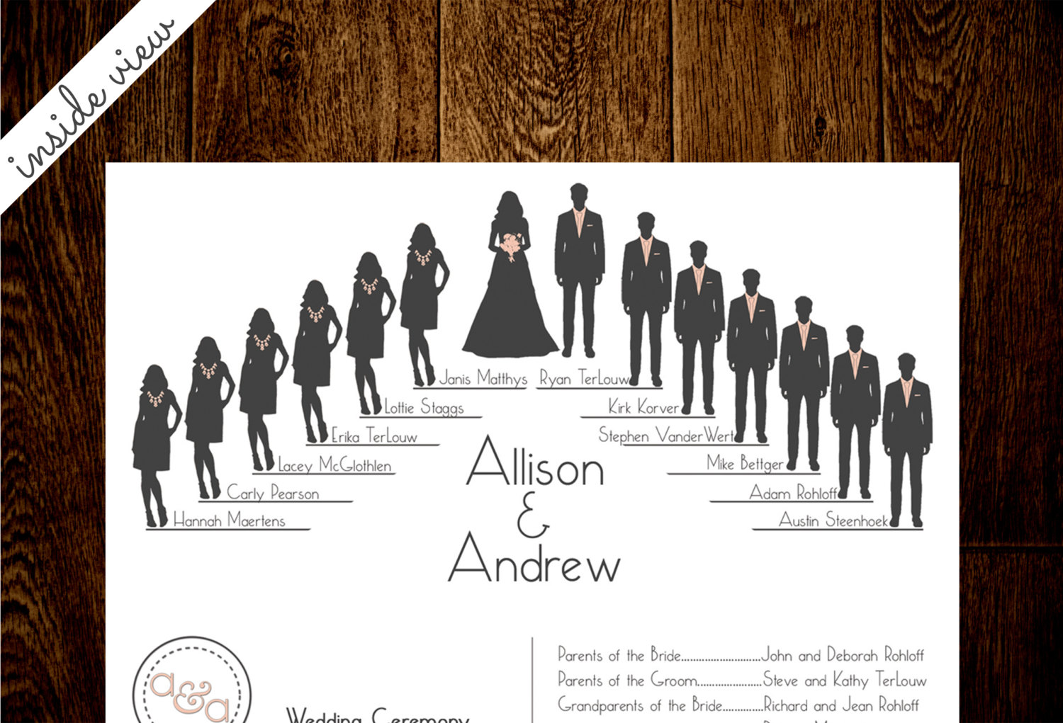 Bridal Party Clipart - Clipart Kid